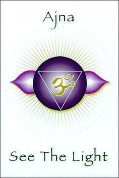 THE THIRD EYE - AJNA - AJNEYA - THE PINEAL GLAND