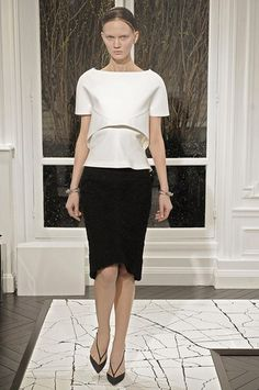 Balenciaga Fashion Week Paris PAP Automne-Hiver 2013-2014