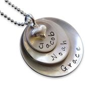 Saw this as a groupon, was sold out. Simple, personalized jewelry.   www.ajscollection.com