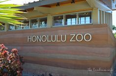 Getting to Know Hawaii: Honolulu Zoo #Hawaii #Oahu