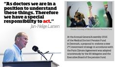 European doctors enter the fight for climate safety - news from Sweden, Denmark and Germany