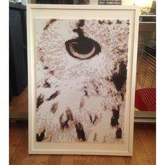 Owl Photopearls/Nabbi beads by sannasparlor