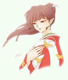 Kagura is so beautiful, lethal and pretty at the same time.