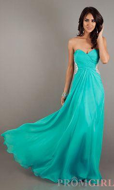 aquamarine blue bridesmaid dress