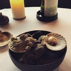 Sublime super fresh Scallops #KOKS #Torshavn #presstrip #travel #viaggi #fermataFaroe #food #restaurant #toprestaurant #cuisine @koks_restaurant