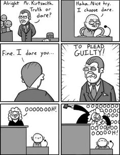 Best Prosecutor in Town… | Uber Digests Law Memes
