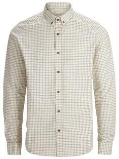 Mattox shirt ls s H, Marshmallow