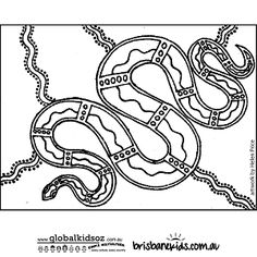 Colouring Pages LOVE THIS.found a site with FREE printable indigenous colouring in d so many to choose fromLOVE THIS.found a site with FREE printable indigenous colouring in d so many to choose from Aboriginal Art For Kids, Aboriginal Symbols, Aboriginal Dreamtime, Aboriginal Education, Aboriginal Dot Painting, Aboriginal History, Aboriginal Culture, Indigenous Education, Australian Animals