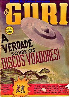 """+ - Para aqueles que não conheceram a revista 'O Guri', de acordo com a Wikipedia: """"O Guri foi uma revista em quadrinhos publicada quinzenalmente no Brasil pelo Diário da Noite, jornal do grupo Diários Associados. Fugindo do formato tablóide da época, era editada como """"comic book""""[2] . Considerada precursora dos quadrinhos brasileiros, em suas …"""