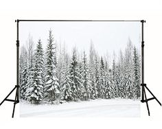 7x5ft White Accumulated Snow-covered Pine Forest Photogra... https://www.amazon.com/dp/B01GV27CIS/ref=cm_sw_r_pi_dp_x_KAItybVGWV0ZT