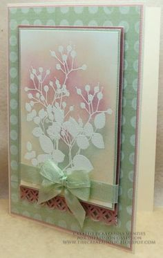 Serene Silhouettes by KatarinaM - Cards and Paper Crafts at Splitcoaststampers