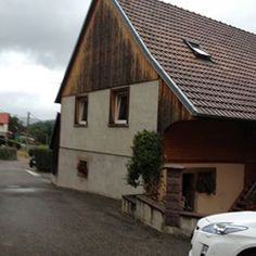 Le gîte de la Propriété avec Chambres d'hôtes et gîte à vendre en vallée de Munster en Haut-Rhin