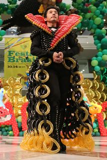 Qualatex Balloon Art Convention JAPAN - COMPETITION