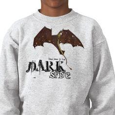 Brown Dragon Sweatshirt