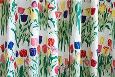 Josef Frank fabric on one more mushroom