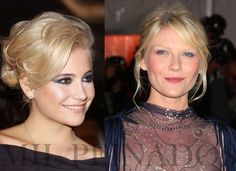 Peinados recogidos para la primavera 2012