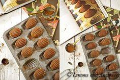 Chocolate Madeleines Recipe | Lemons and Anchovies