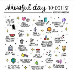 Is Monday your stress day? Add from here to your to-do list - see what happens! by & Wellbeing Coach Positive Self Affirmations, Positive Quotes, Beauty Routine Checklist, Self Care Bullet Journal, Mental And Emotional Health, Self Care Activities, If You Love Someone, Self Improvement Tips, Self Care Routine