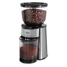 Oster Molinillo de Café BVSTBMH23-053 250 gr 18 Ajustes.