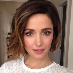 Nothing like having a morning with @maryrosebyrne make up by @hungvanngo and hair by me #rosebyrne #beauty
