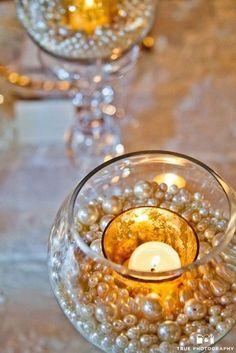 vintage wedding decoration ideas with candles More #weddingcandlesdesign