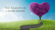 Test: co je pro vás v životě důležité | ProNáladu.cz Introvert, Mystic, Anton, Boho Style, Psychology
