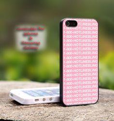 New Drake Hot Bling Custom Logo Hard Case For iPhone 4/4s, 5/5s, 5c, 6s, 6s plus #UnbrandedGeneric