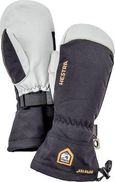 """Lång och slitstark alpinhandske för dig som behöver en varm och torr handske vid rejält tuffa väderförhållanden och hög aktivitetsnivå. """"Bäst i test"""" i flera skidmagasin."""