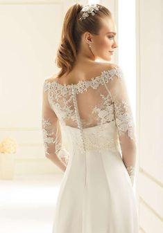 51454b9b4acf BIANCO EVENTO präsentiert seine Kollektion 2018 – Moderne Brautmode für  Hochzeiten in ganz Europa