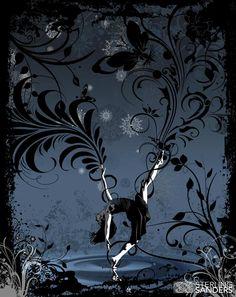 Dance Free.  By Sterling Sanders