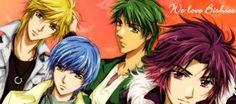 Kin'iro no Corda (~La Corda d'oro) - I - L - aniMania-Board.de | Anime Manga Forum - Network Worldwide