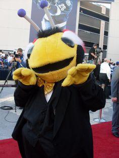 custom mascot accessory costume tuxedo Tampa Bay Lightning Thunderbug