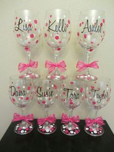 Bachelorette Party Gifts for the Bridesmaids Bachlorette Party, Bachelorette Weekend, Bachelorette Parties, Party Gifts, Party Favors, Favours, Soirée Pyjama Party, Best Friend Wedding, Before Wedding
