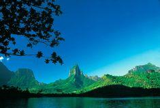 Image for Opunohu's Bay, Moorea, French Polynesia