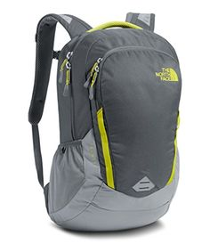The North Face Vault Backpack - Turbulence Grey/Mid Grey - One Size