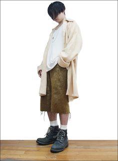【 #YUKAKU / 167cm 】 #raddlounge #harajukufashion #harajuku #streetsnap #style #stylecheck #snap #fashion #fashionsnap #shopping #menswear #menswear #womanswear #brandnew #wishlist #tbyalexanderwang #vejas #vejaskruszewski #telfar #telfarclemens #tbyalexanderwang