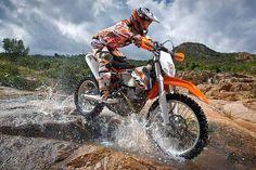 # KTM dirt bikes