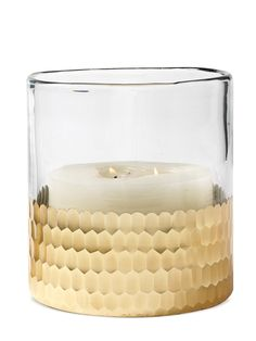 Plated Hurricane from Decorative Accents: Up to 80% Off on Gilt