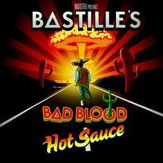 Bastille Merch, Depressing Lyrics, Cool Lyrics, Bad Blood, My Happy Place, Hot Sauce, Cool Bands, Neon Signs, Songs