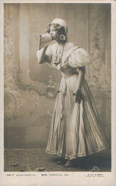 Gabrielle Ray (Rotary 462 P) 1905