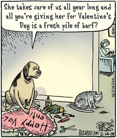 be my valentine animal lovers