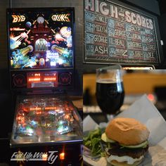 Looking for a little taste of nostalgia in Atlanta? Head over to Joystick Gamebar in Old Fourth Ward. Along with delicious eats and awesome tunes, it's filled with classic arcade games from the days of yore!