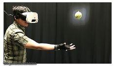 Disney mostra como pegar uma bola real em realidade virtual  Com predições de trajetória e varredura da cabeça e da luva de RV a área de pesquisa da empresa mostra um tipo de interação que promete muitas possibilidades no futuro. É difícil pegar algo real enquanto você está imerso no mundo virtual. Então a Disney resolveu investigar o que aconteceria se você misturasse uma bola real rastreada lançada para um jogador no mundo virtual. E parece bem interessante.  Clique  Retroceder…