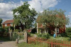 Read children's books by Astrid Lindgren to my (unborn) children and go to Sweden - Bullerby :)