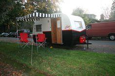 1954 Shasta Travel Trailer Camper