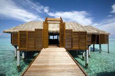 Les meilleurs adresses lune de miel sur une île: au Lux* Maldives - voyages de noce