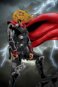 Thor 2016 by MarcOuellette