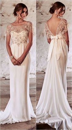 4074bc7b22 Featured Dress  Anna Campbell  Wedding dress idea. Lace Wedding Dress With  Sleeves