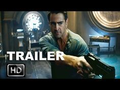 Total Recall 2012 Official Trailer [HD]: I am a big fan of the Arnie total recall, and was sceptical of a remake (or more accurately a re-intepretation of the source material) but after having seen the trailer I am now expecting big things, perhaps even bigger then the Schwarzenegger classic.