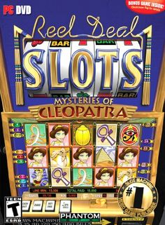 Reel Deal Slots Mysteries of Cleopatra [Download]